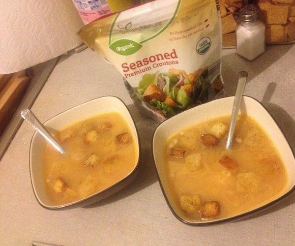Crock-pot Beer Cheese Soup