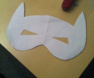 Batman Schlafmaske