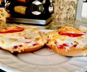 5分钟披萨袋!