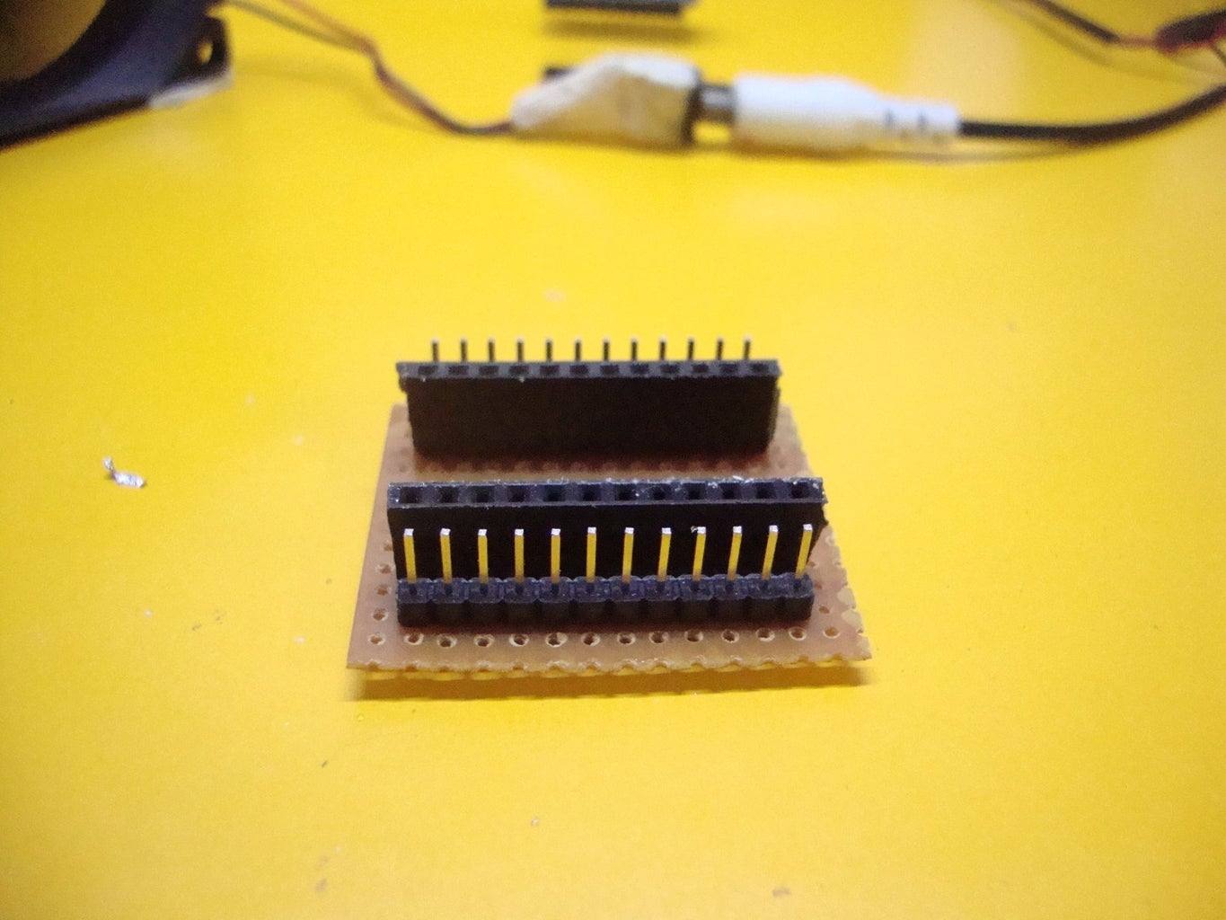 Making the Receiver: Make a Shield for Arduino