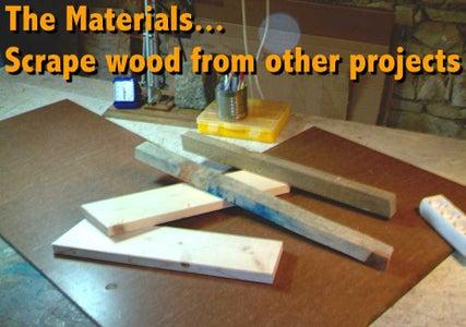 Scrap Wood, the Stuff of Dreams...