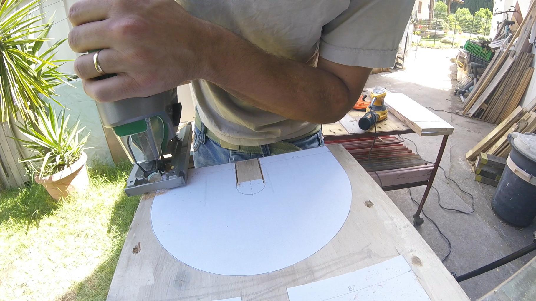 Cutting, Drilling & Sanding