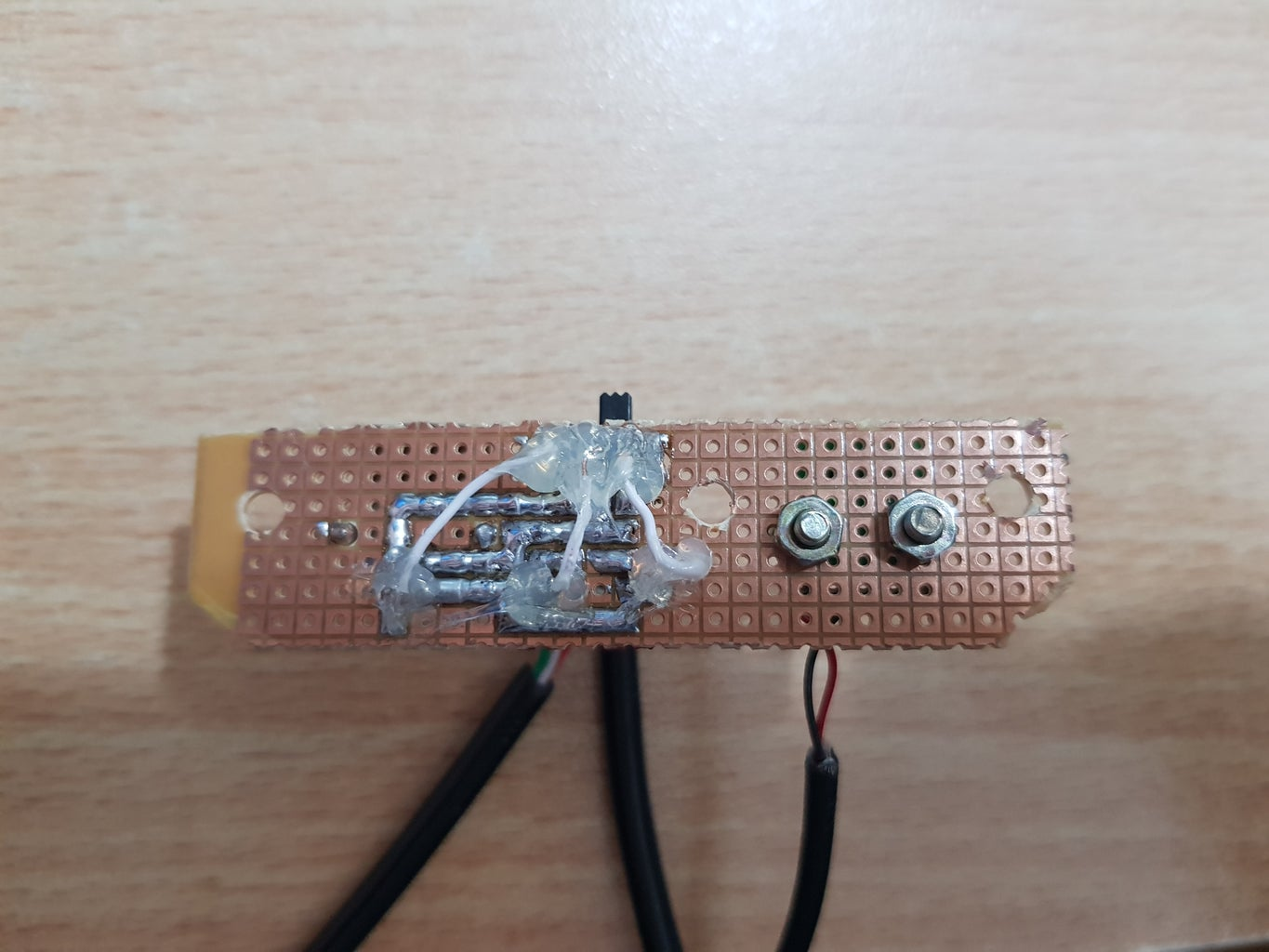 USB Switch Board Extension