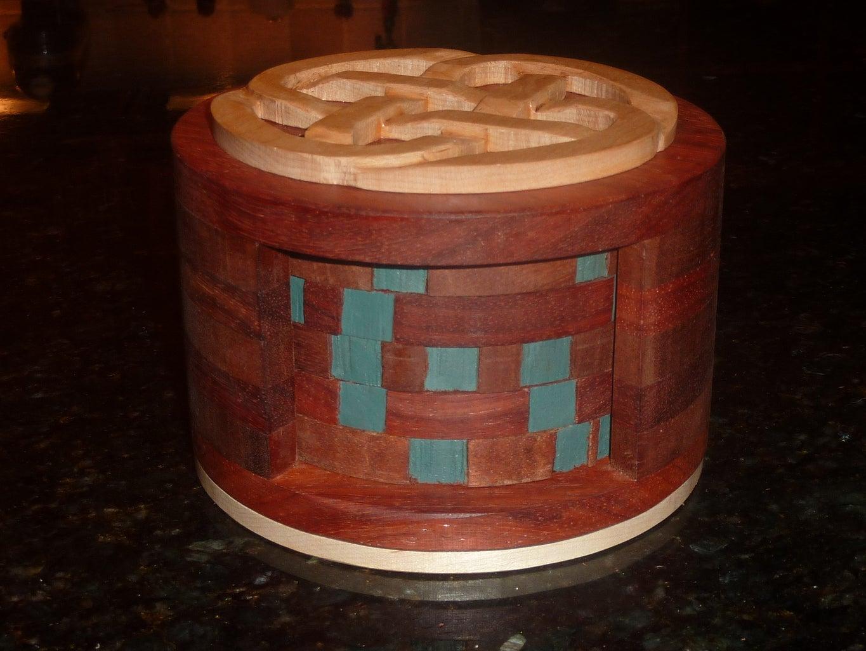 Codex Puzzle Box