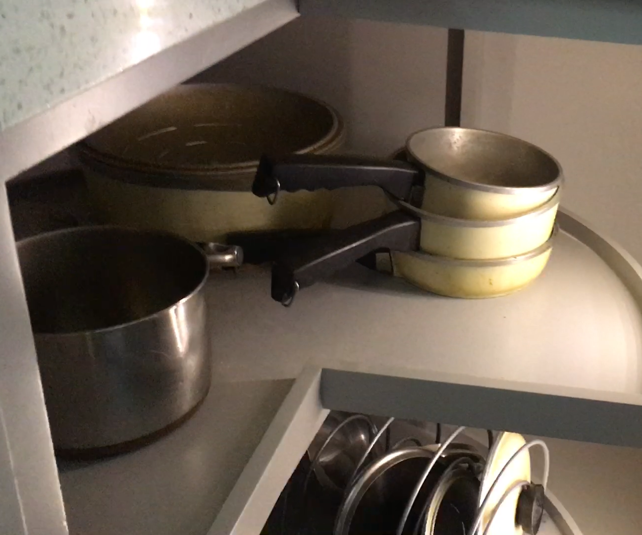 Automatic Cabinet Lights