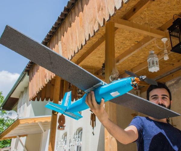 Design. Test. Print. Build. an Aerodynamic RC Plane (Tutorial)