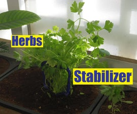 Herbs Stabilizer