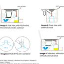 Attachable Dry Toilet - Prototype 2 (Banheiro Seco Acoplável - Protótipo 2)