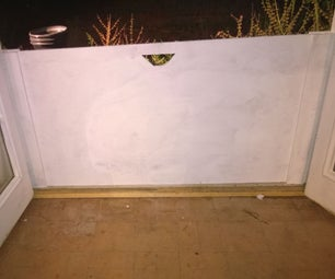 Dog Barrier for French Doors
