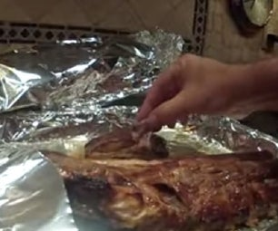 Indoor BBQ Ribs, Easy and Delicious!
