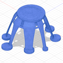 Octostool - Generative Design in Fusion 360