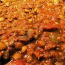 Poor Man's No-Meat Lentil Chili