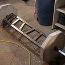 Multi Grip Weight Bar From Metal Scraps!