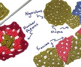 Use Crochet to Teach Maths