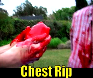 How To: Rip a Heart Out of Someones Chest
