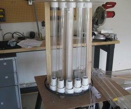 How to Make an Algae Test Photo Bioreactor...Part Five