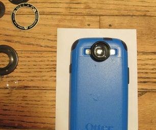 DIY Macro Lens for S3
