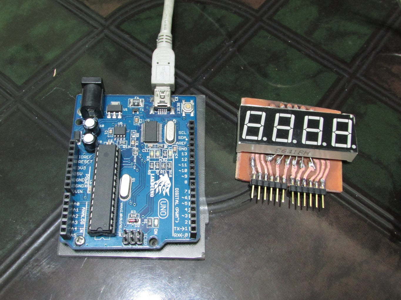 Conecting Components