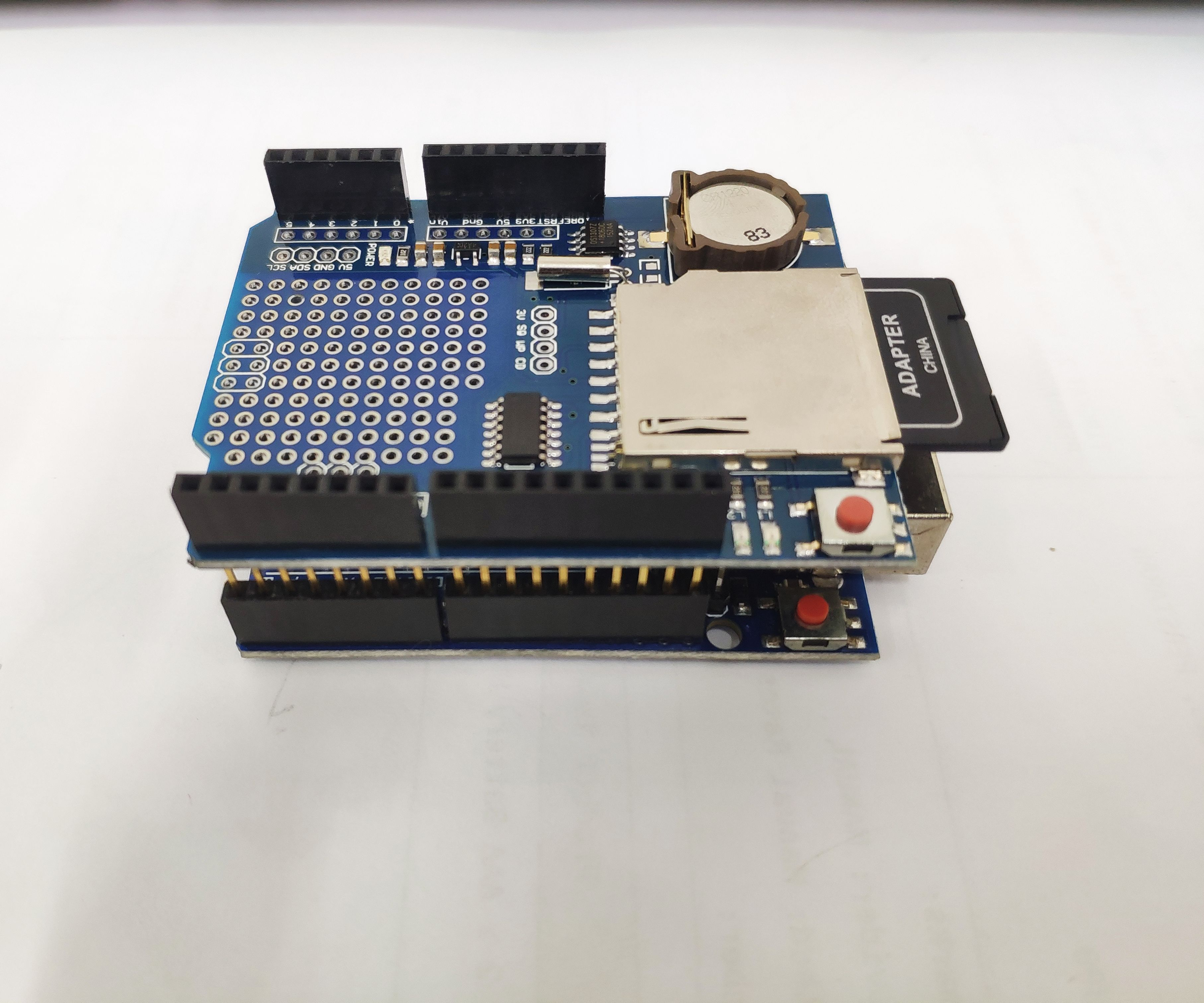 Tutorial How to Use Arduino Data Logging Shield