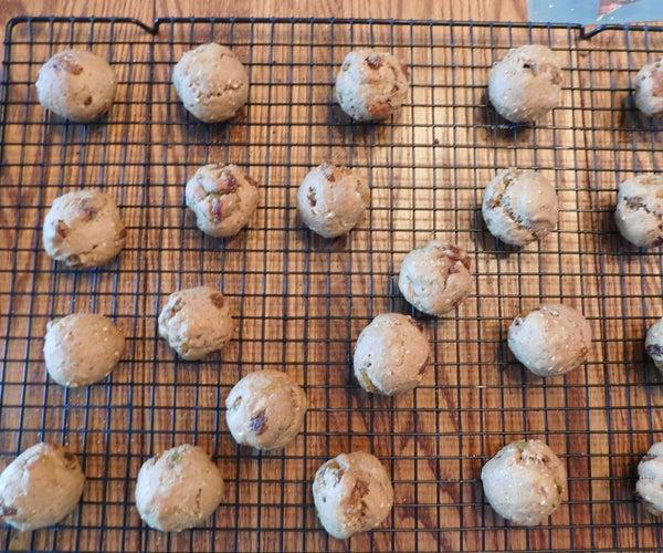 Lumberjack Cookies C. 1917
