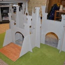 Fairy Castle ( Collapsible Dolls House )