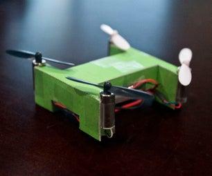 PaperQuad DIY Quadcopter
