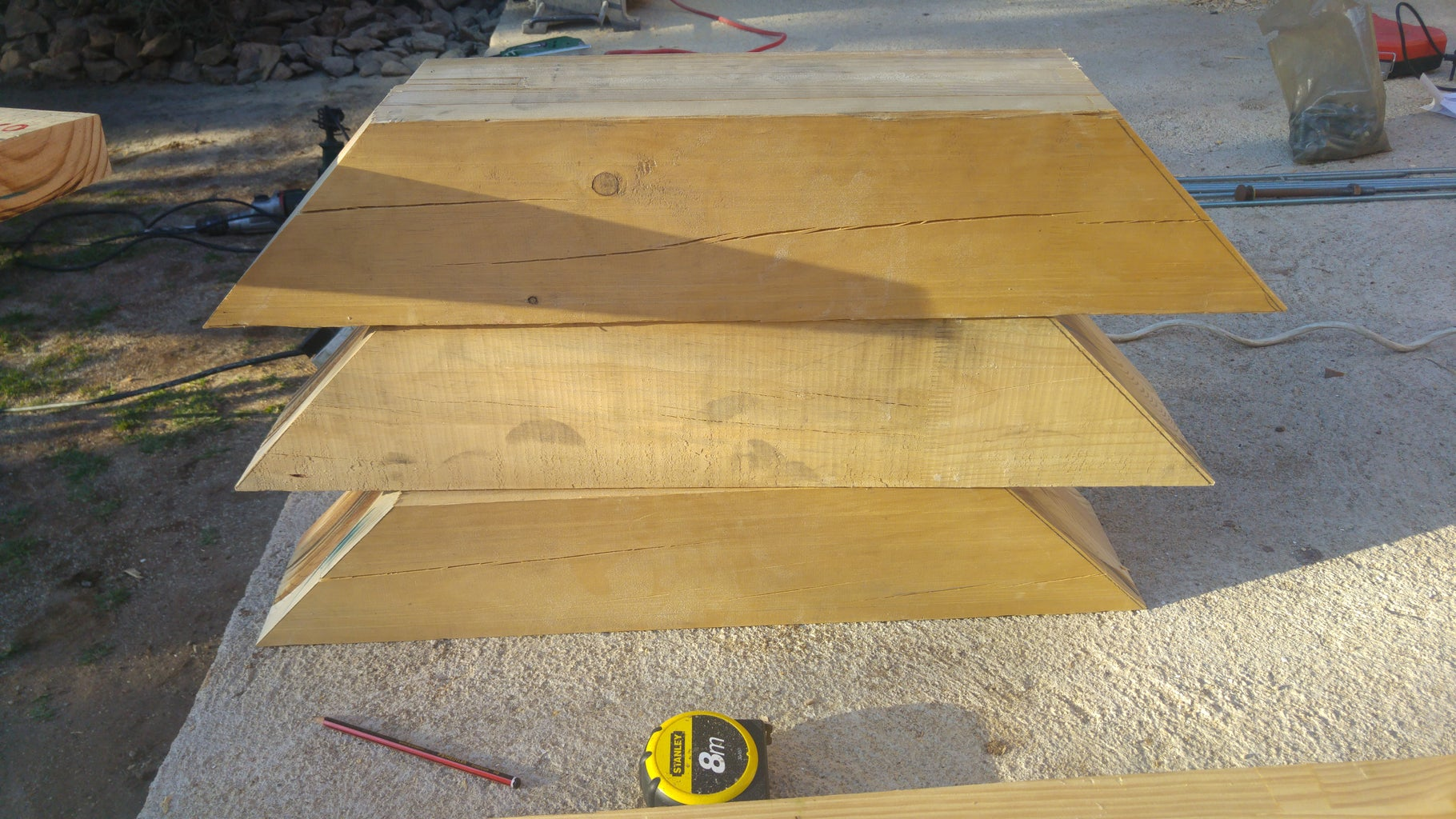 Cutting and Chiseling