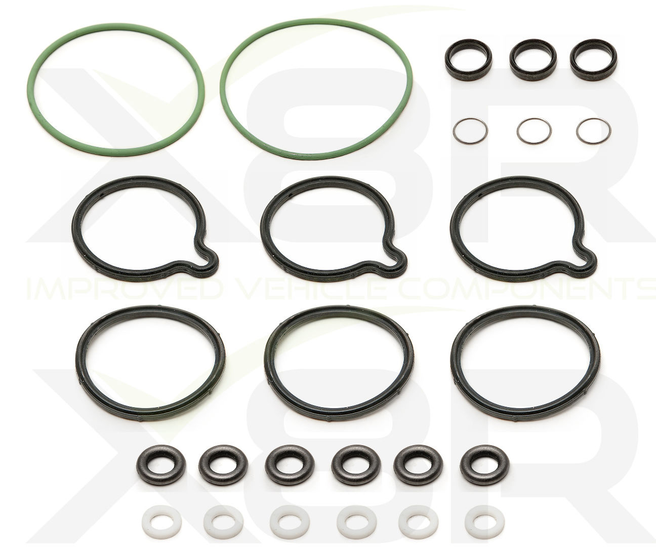 Universal Bosch Common Rail CP1 High Pressure Fuel Pump O-Rings Seal Seals Repair Fix Kit Leaks Instructions Install Guide