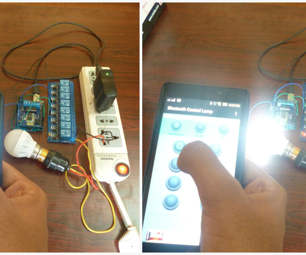 Home Automation with Jetpack