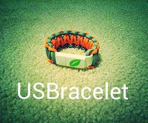 Paracord USBracelet