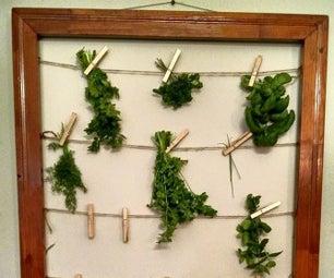 Rustic Herb Frame