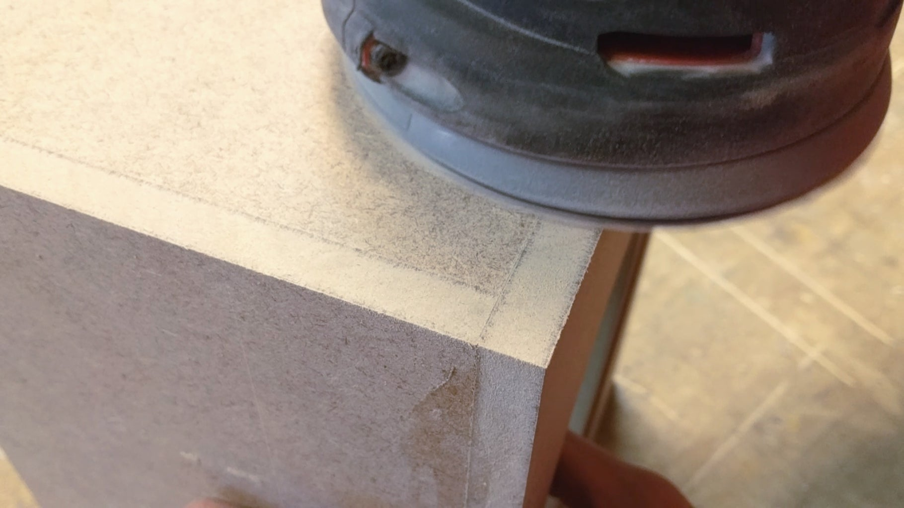 Sanding and Smoothing