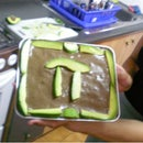 Avocado Chocolate Custard Pie