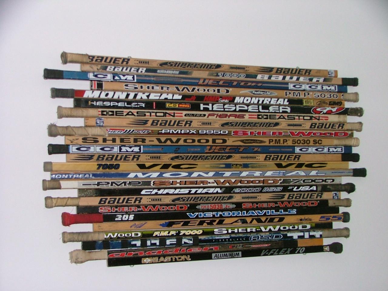 Hockey Headboard
