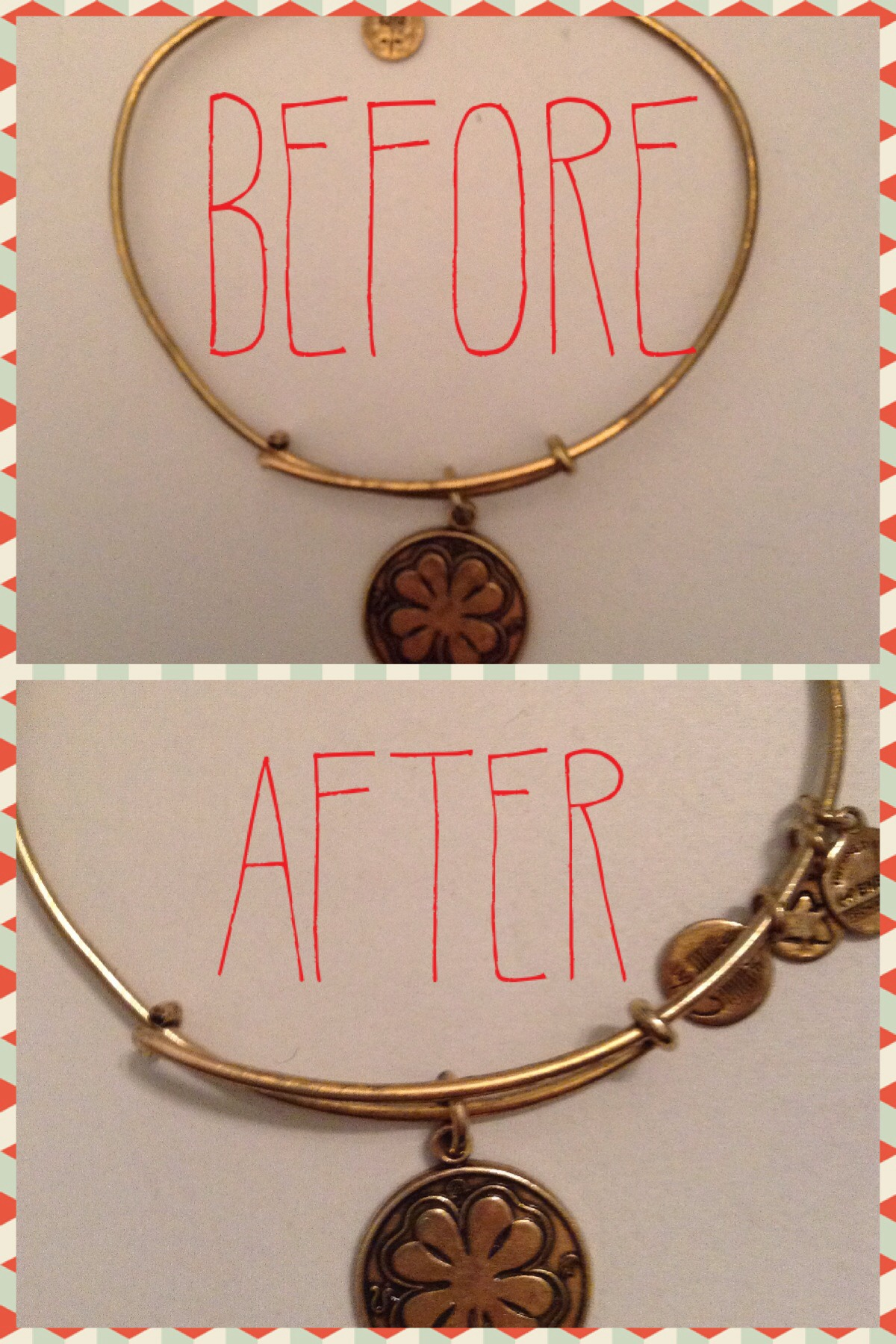 Alex and Ani: How To Remove Tarnish