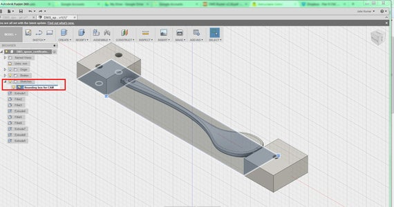 Create Bounding Box for Adaptive