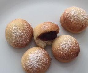 """Jelly  Donut- Berliner """"baked Better Than Fried"""""""