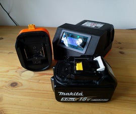 Making a Over Discharge Protection for Makita Batteries