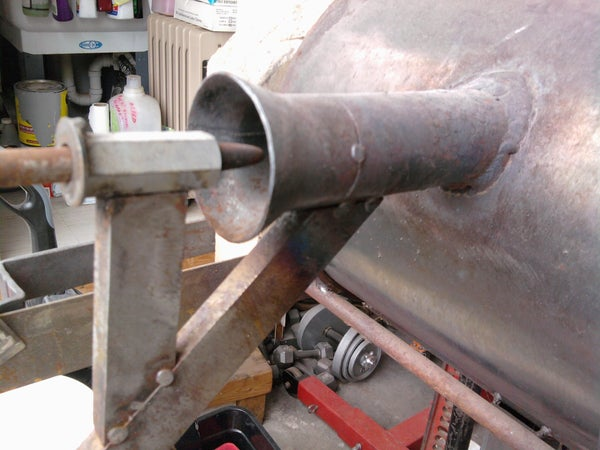 Adding a Spark Plug to My Forge