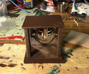 3D Print Time Turner Case
