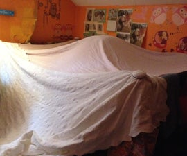 Awesome Bed Fort