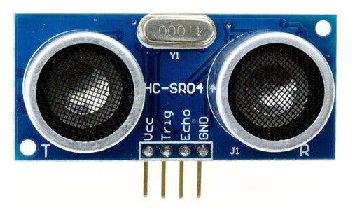 Connecting UltraSonic Sensor With Arduino UNO