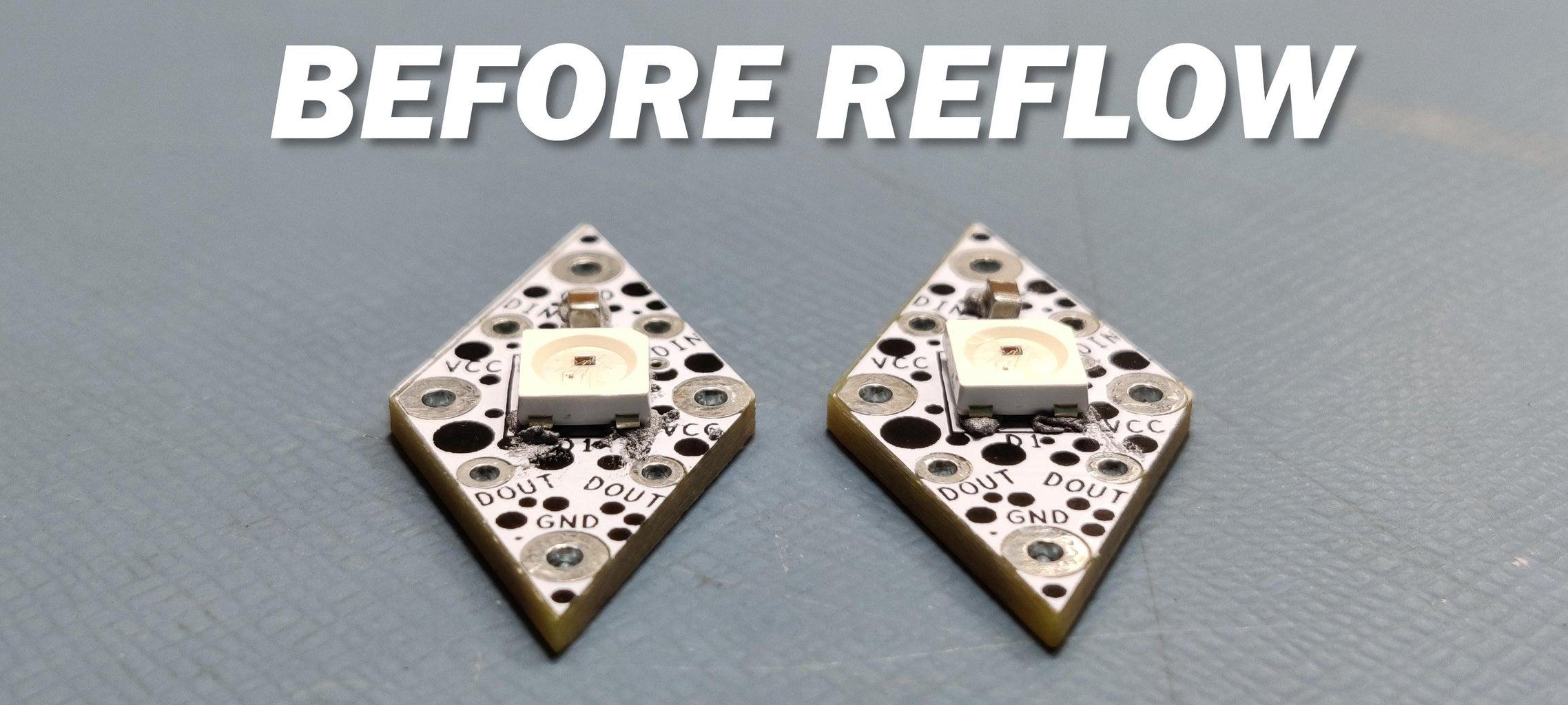 HOTPLATE Reflow