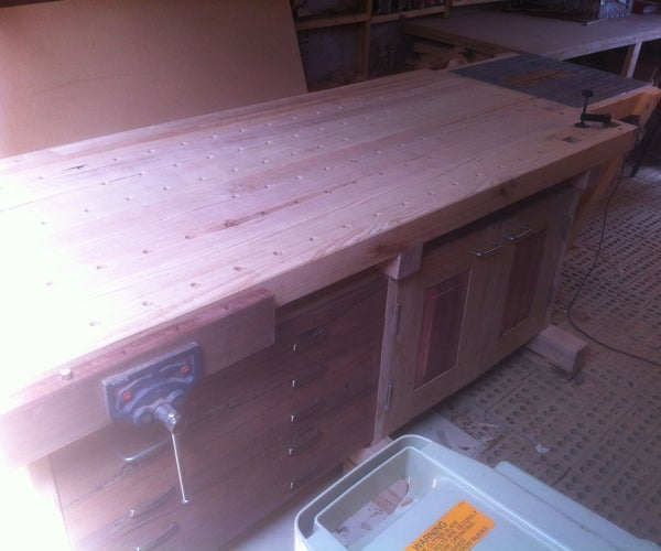 WORKBENCH WOODWORKING