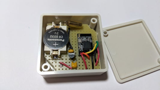 Dog Food Sensor
