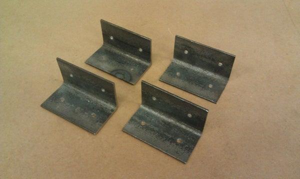 How to Make Steel Corner Brackets