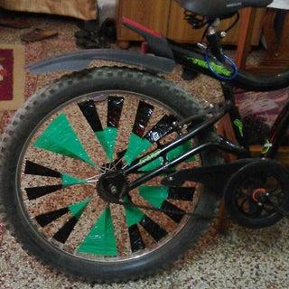 Scraper Bike Wheels