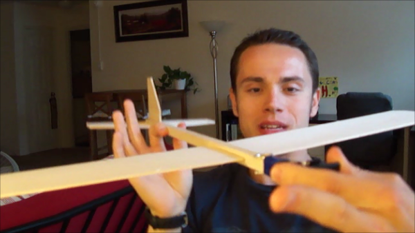 How to Make a Balsawood Airplane