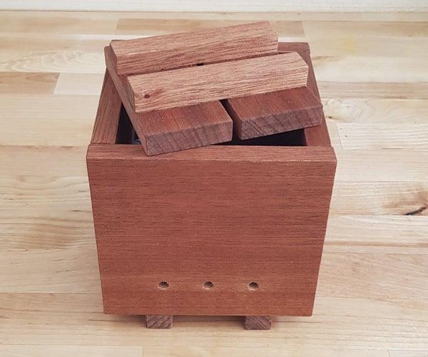 Wooden Tofu Press