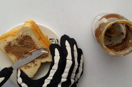 Prank of Moldy Bread